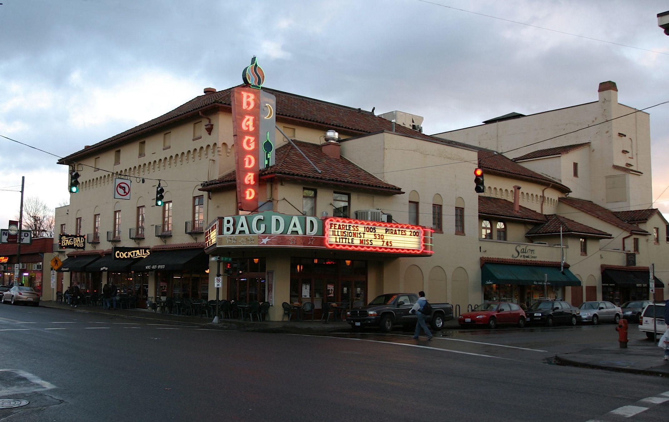 Bagdad Theater Portland