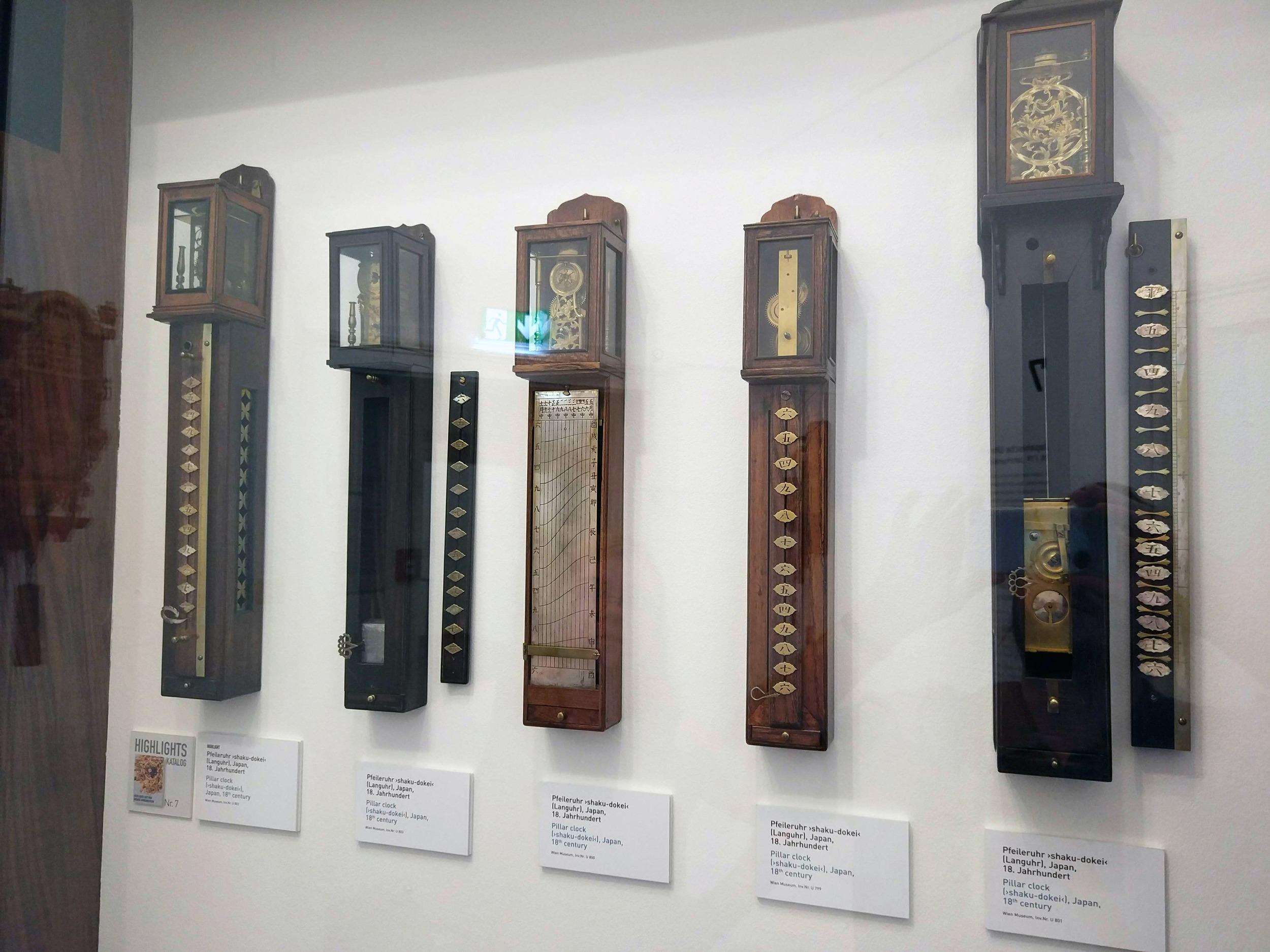 Clock Museum Vienna