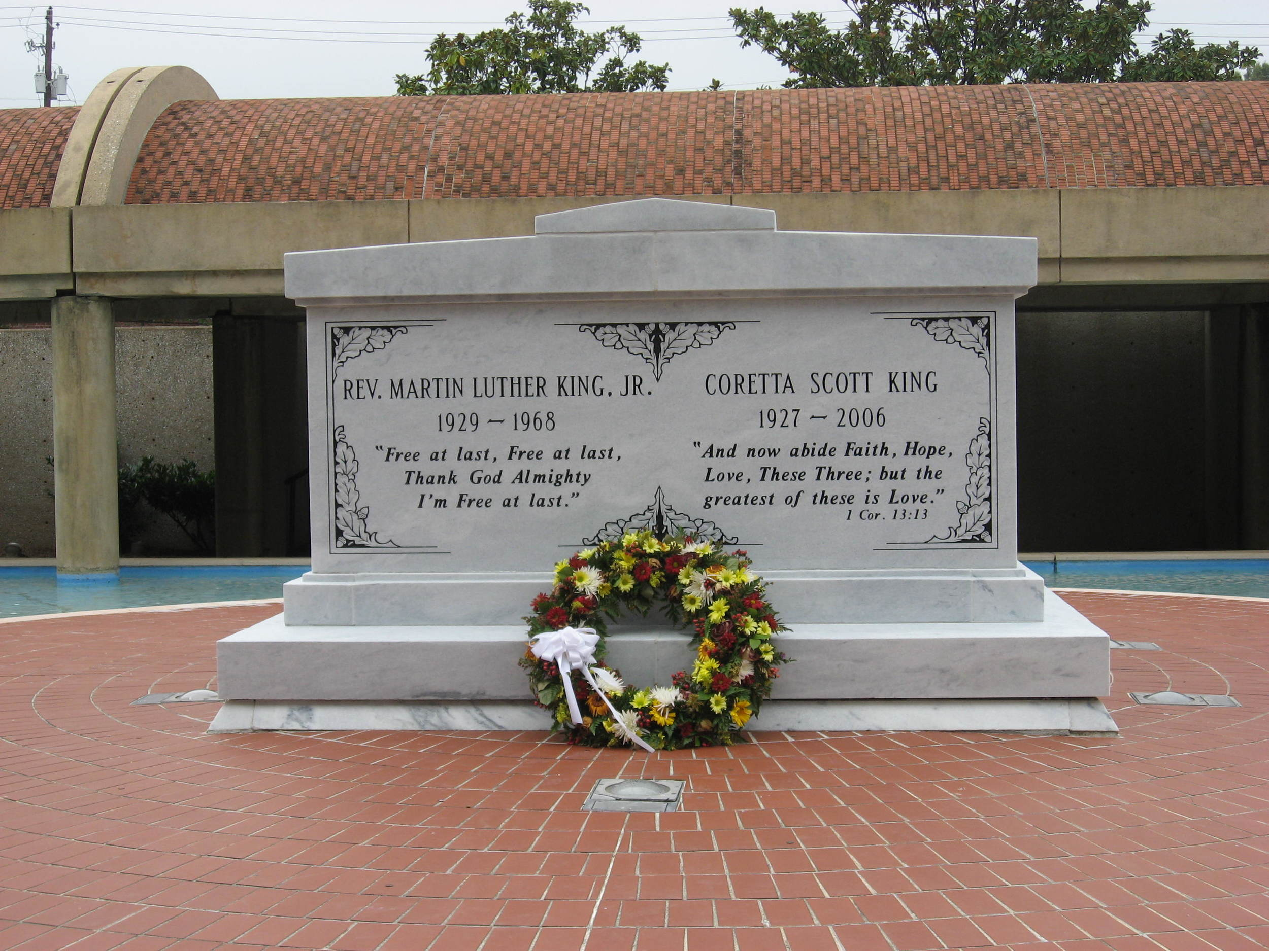 Martin Luther King Jr. Tomb Atlanta