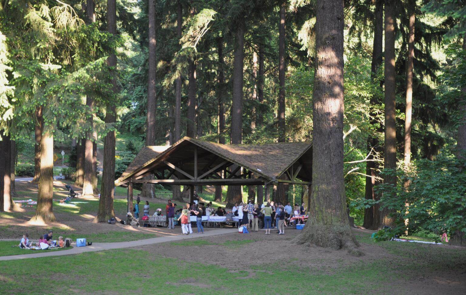 Mount Tabor Park Portland