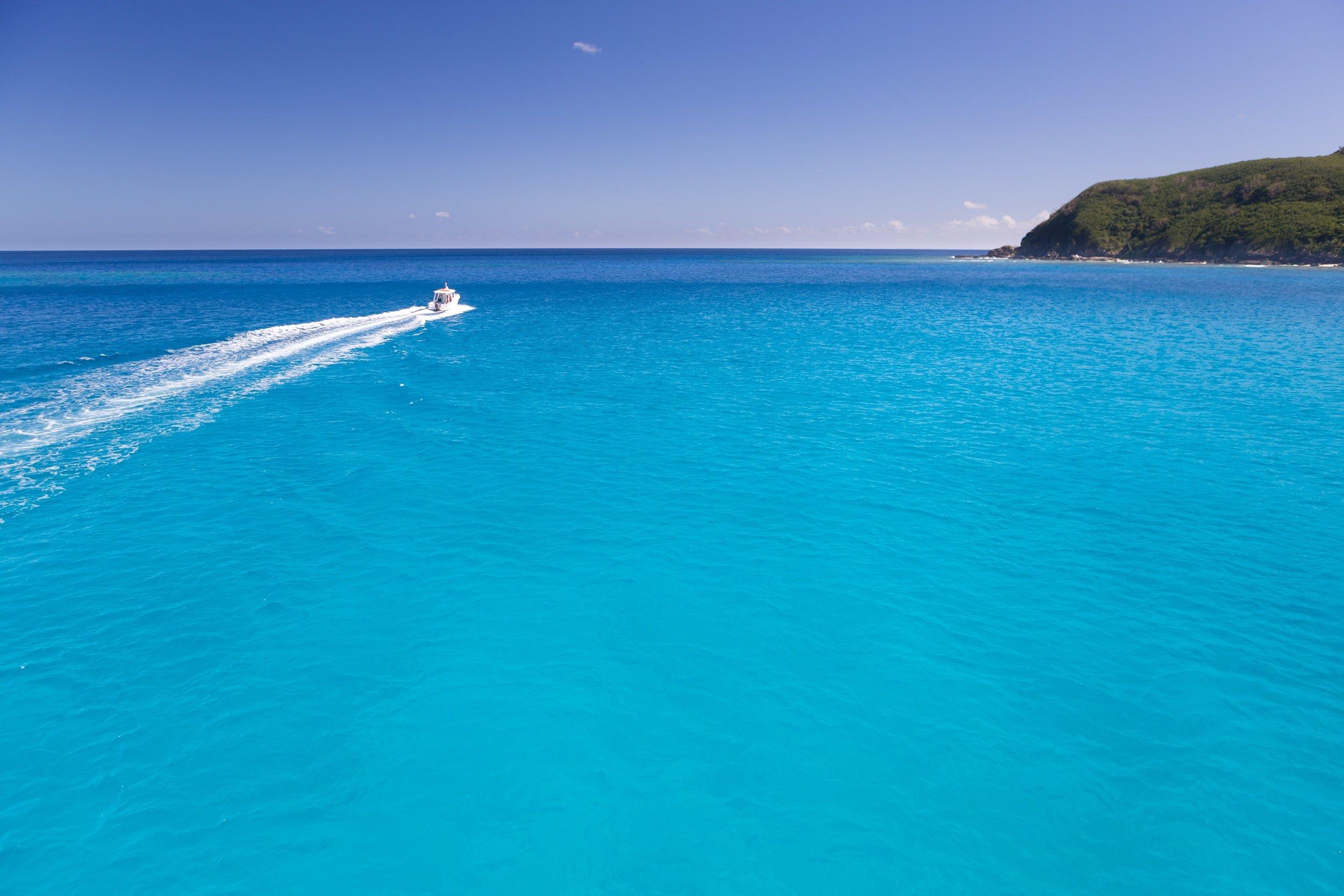 Yasawa Turquoise Waters