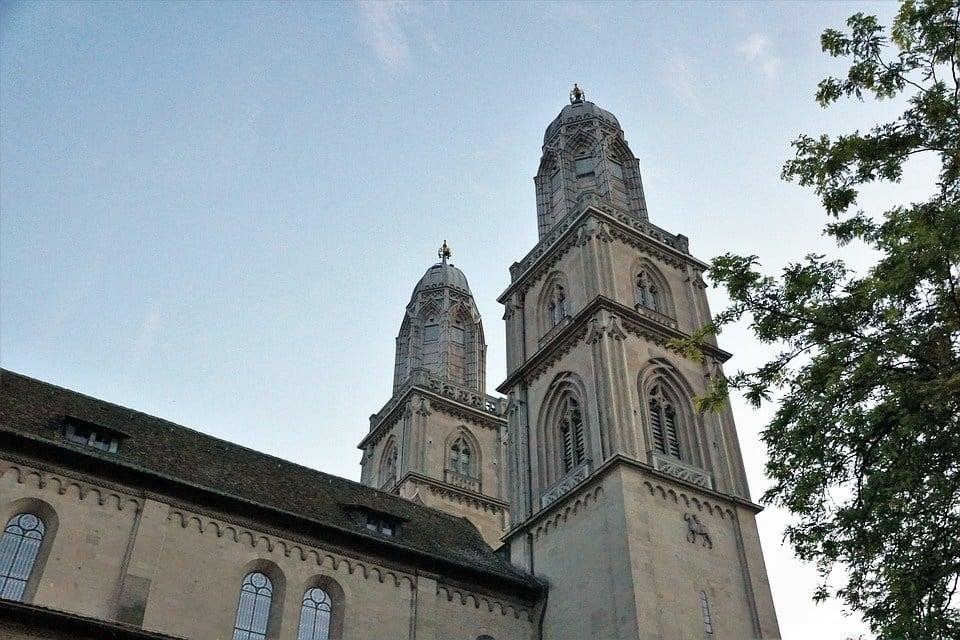 Grossmünster Church