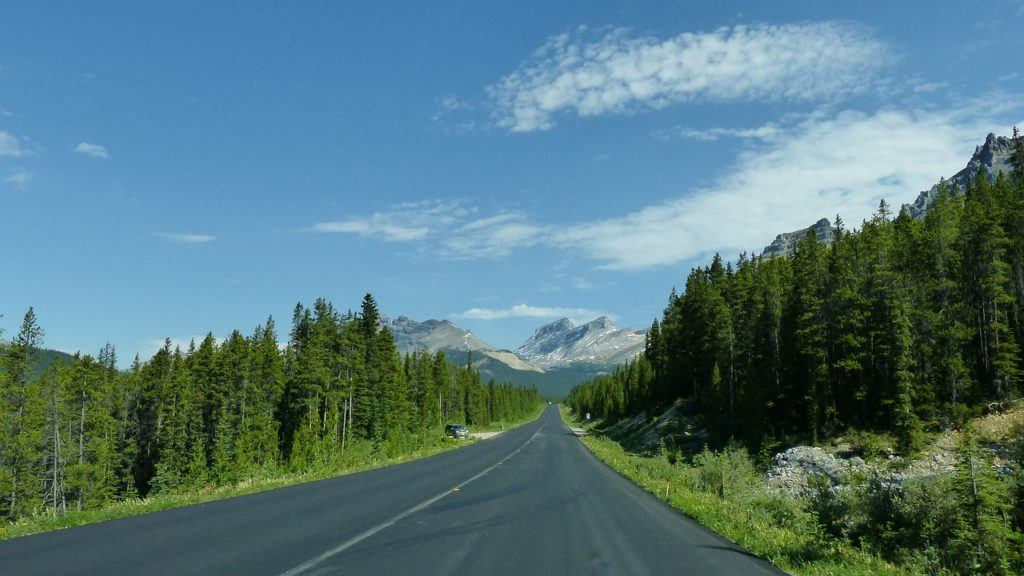 Icefields Parkway, Where to Stay Jasper National Park