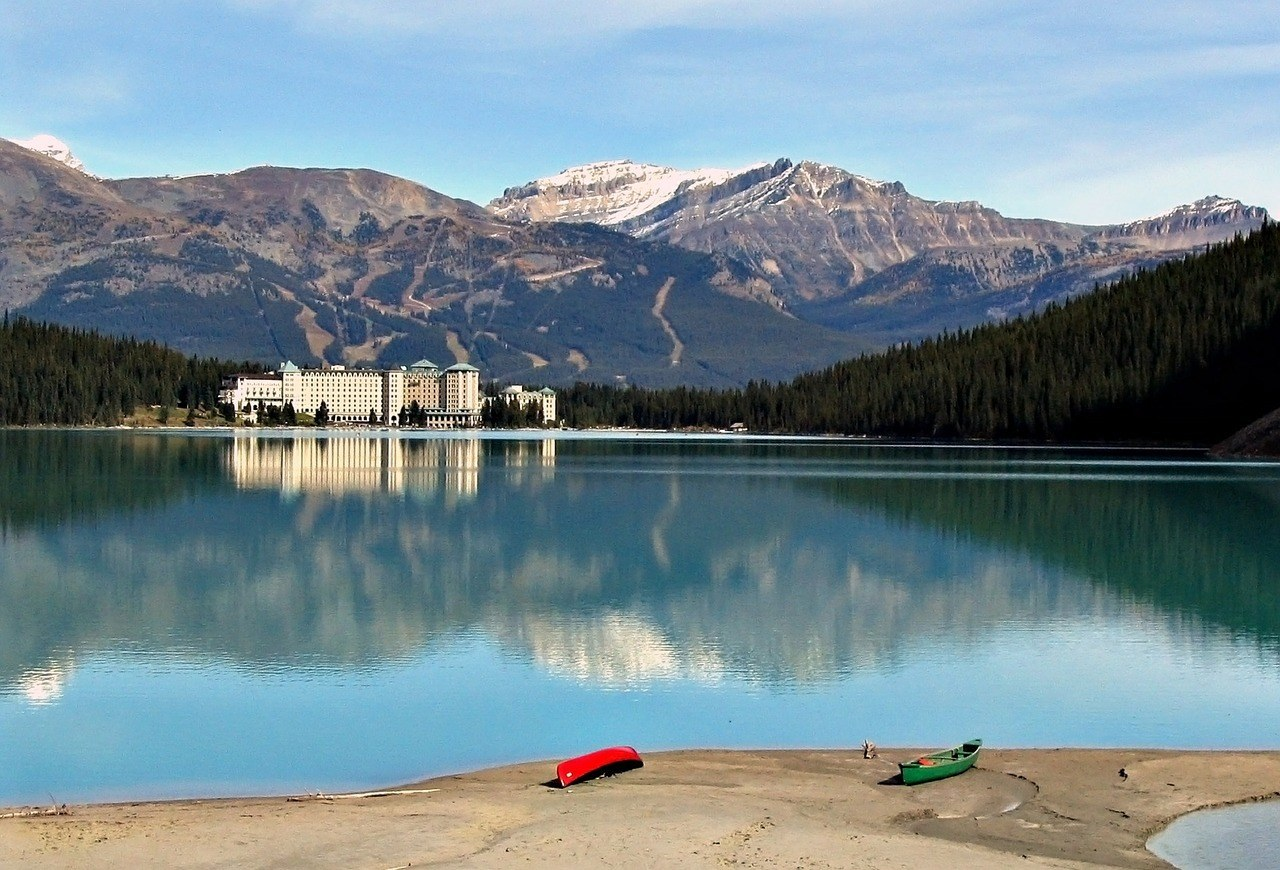 Get Active at Lake Louise