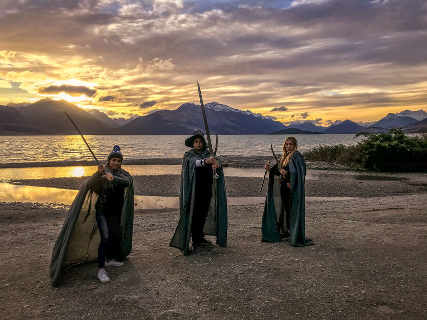 Lord of the Rings Film Locations Tour