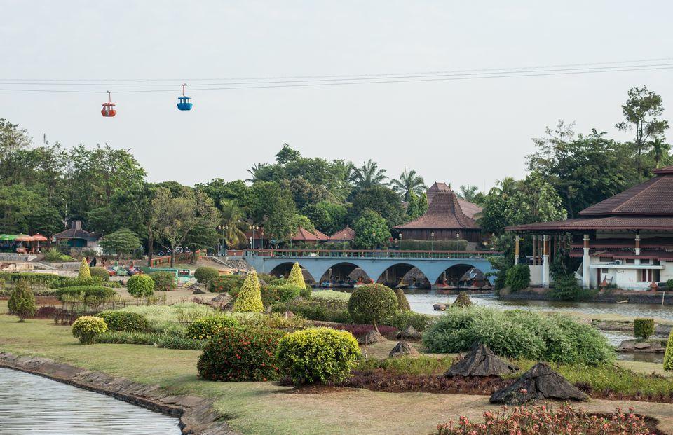 Jakarta Indonesia in Miniature Park Tour