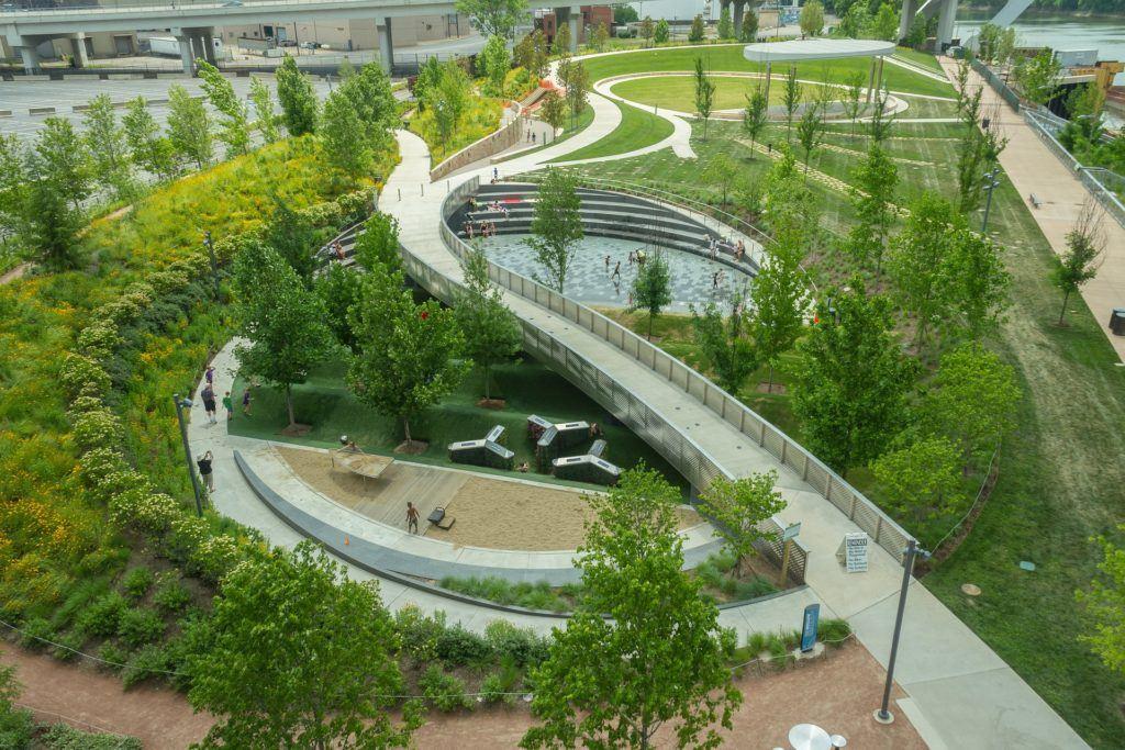 Nashville Park Tennessee
