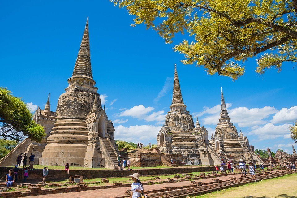 Discover the Ancient City of Ayutthaya