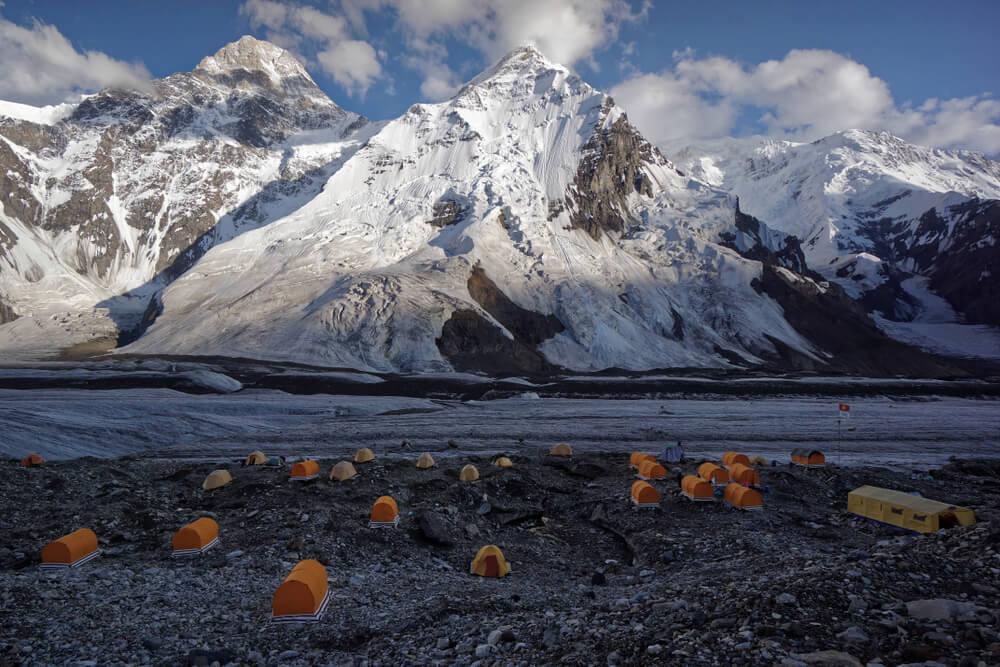 khan tengri base camp trek