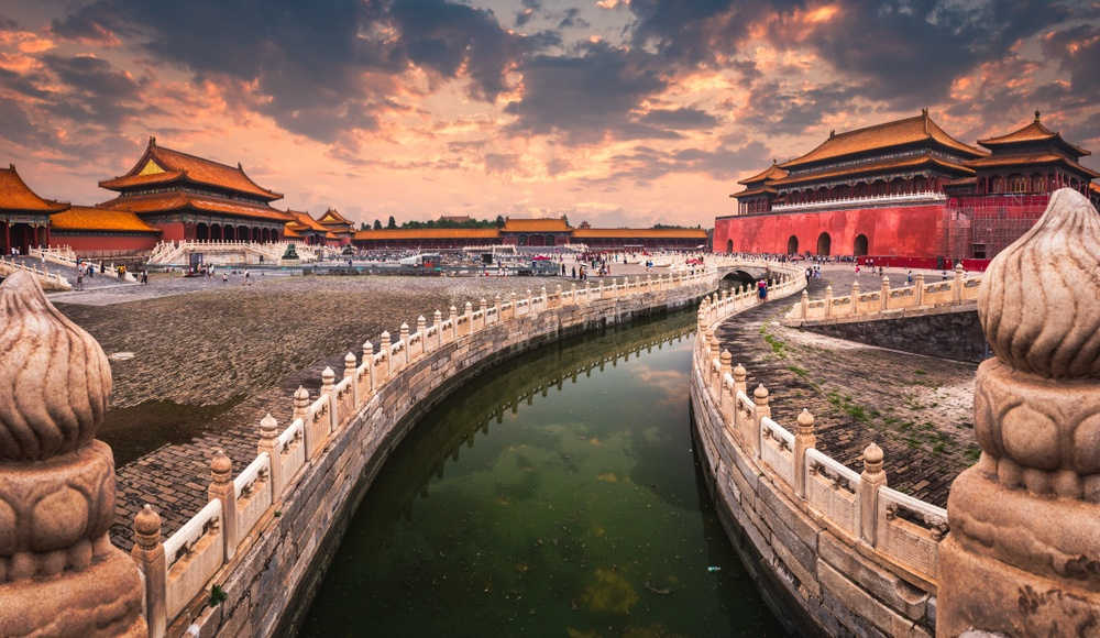 beijing itinerary