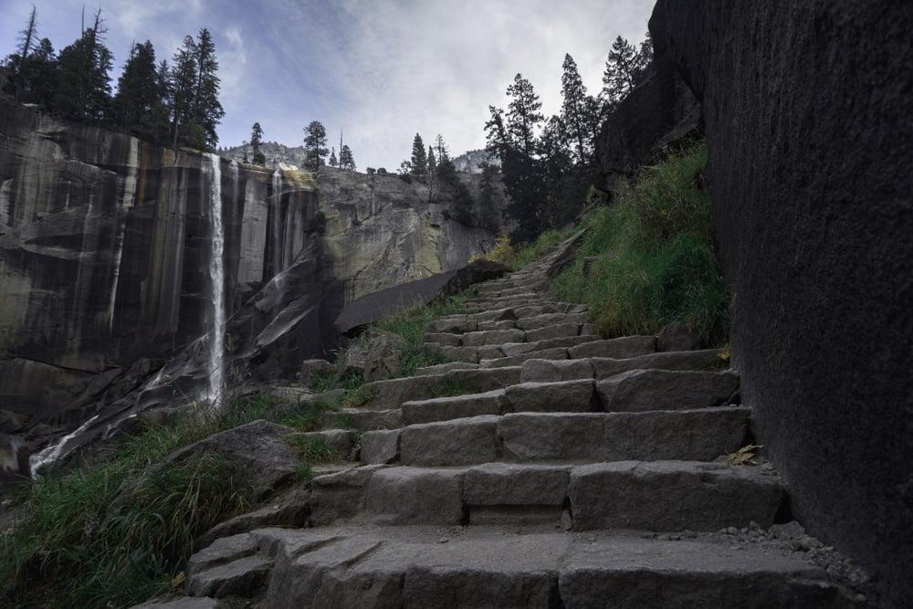 Hike the Mist Trail
