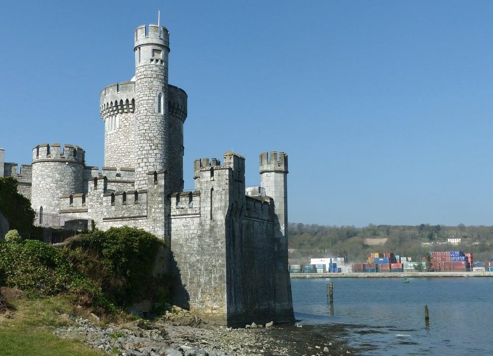 Fort Elizabeth in Cork