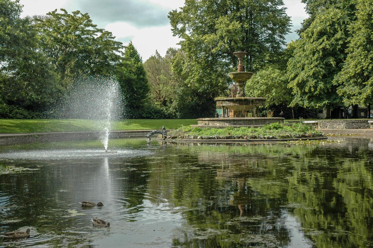 Fitzgerald Park and Cork Public Museum