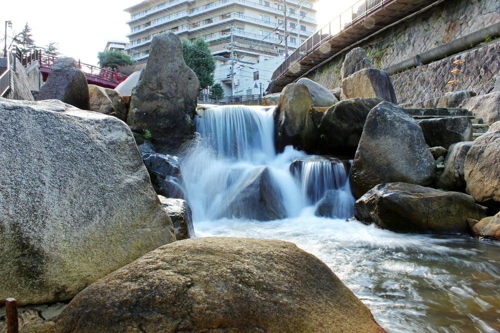 Unwind in the Arima Onsen