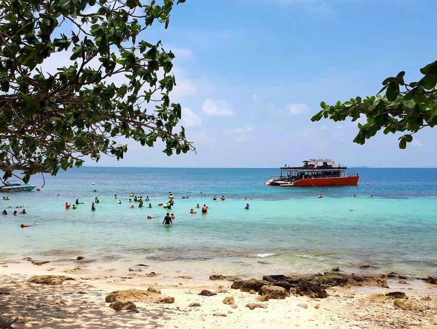 Day Trip to Samet Kham Kudee and Talu Islands