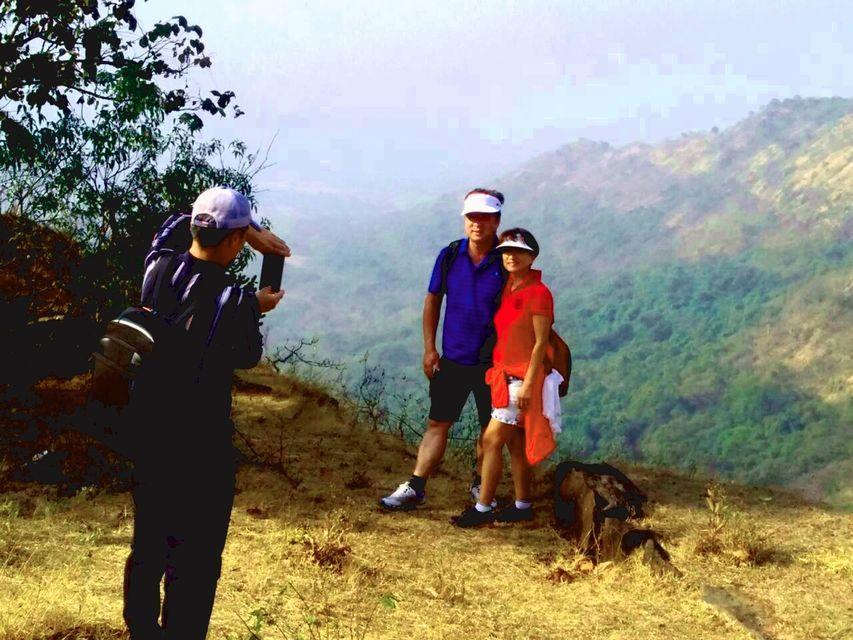 Sagar Gad Hill Fort Trekking