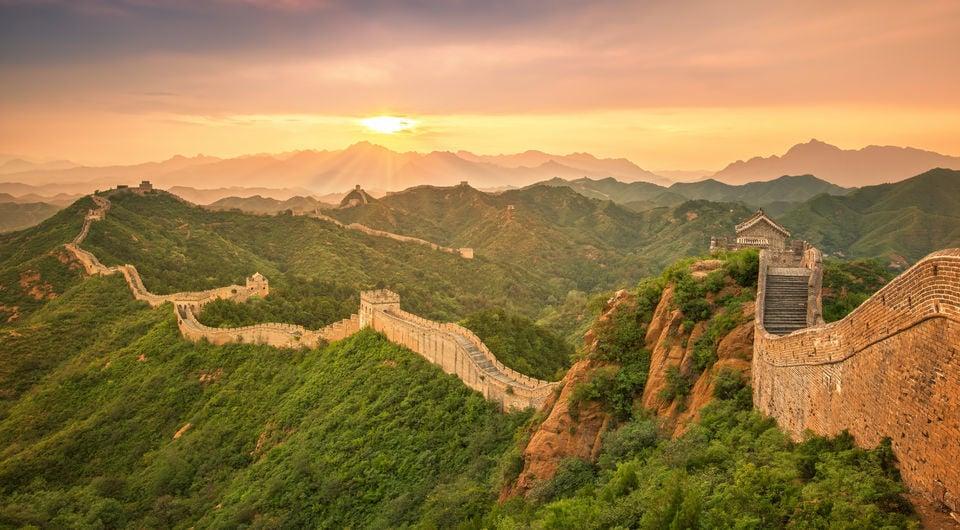 From Beijing: Jinshanling Great Wall Hike