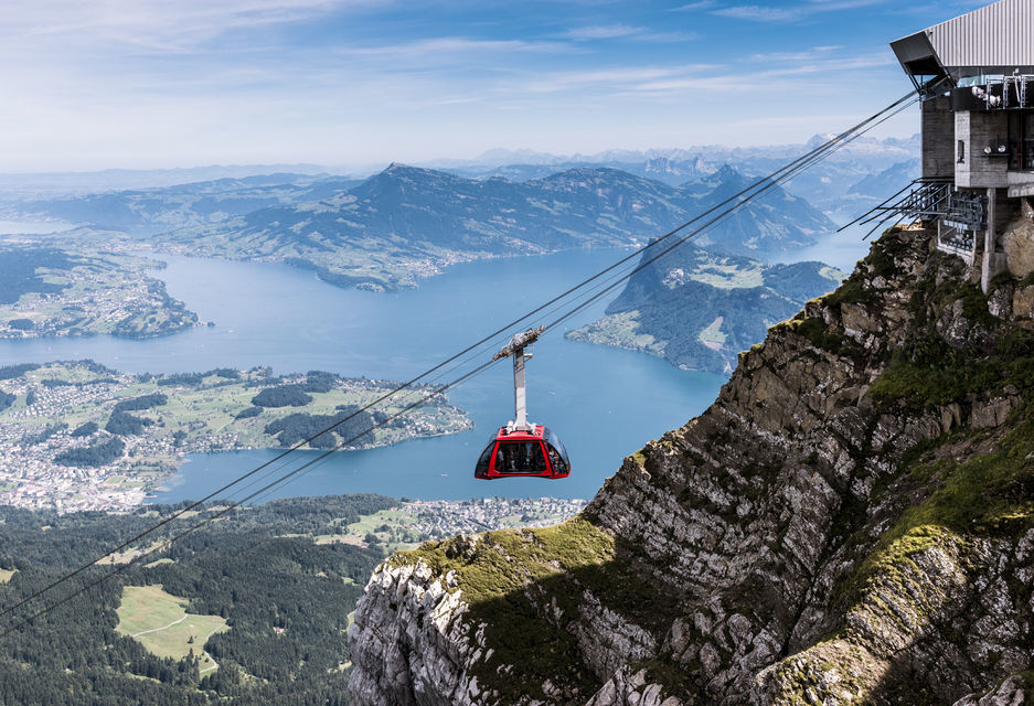 From Zurich: Lucerne & Mount Pilatus Day Tour