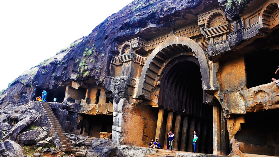 Karla and Bhaja Caves