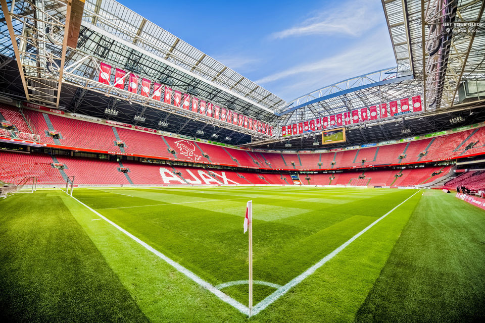 Have a kickabout at the home of Ajax
