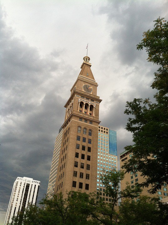 The Daniels and Fisher Tower