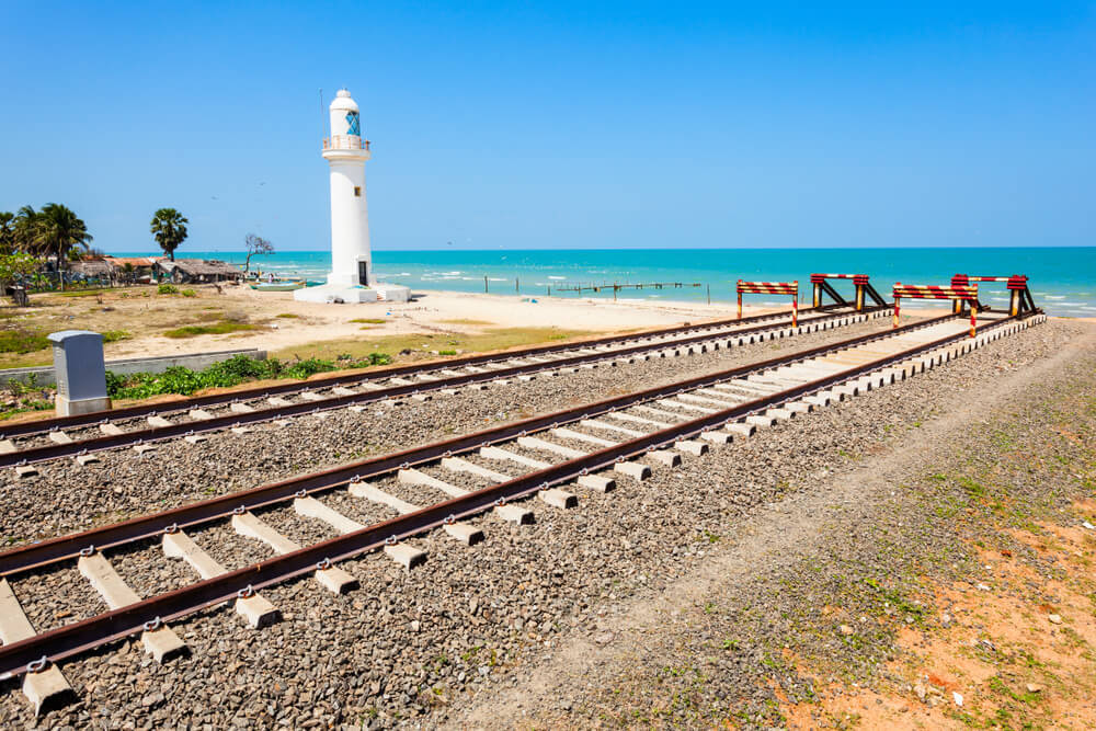 Mannar Island - an uncommon place to visit off Sri Lanka's backpacking route