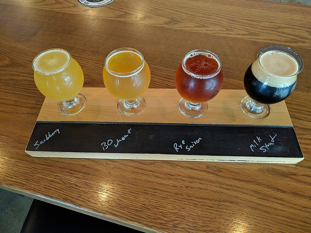 Try the Famous Craft Beers of Sioux Falls