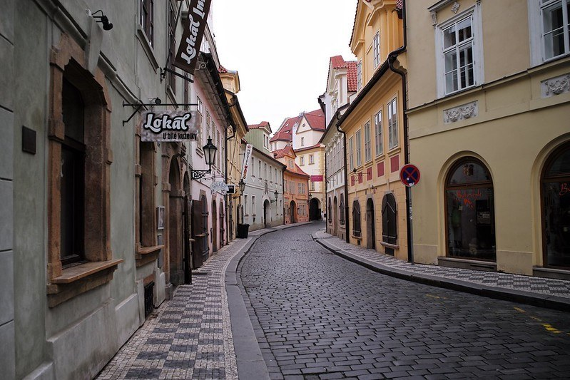 Travel Back in Time in Mala Strana