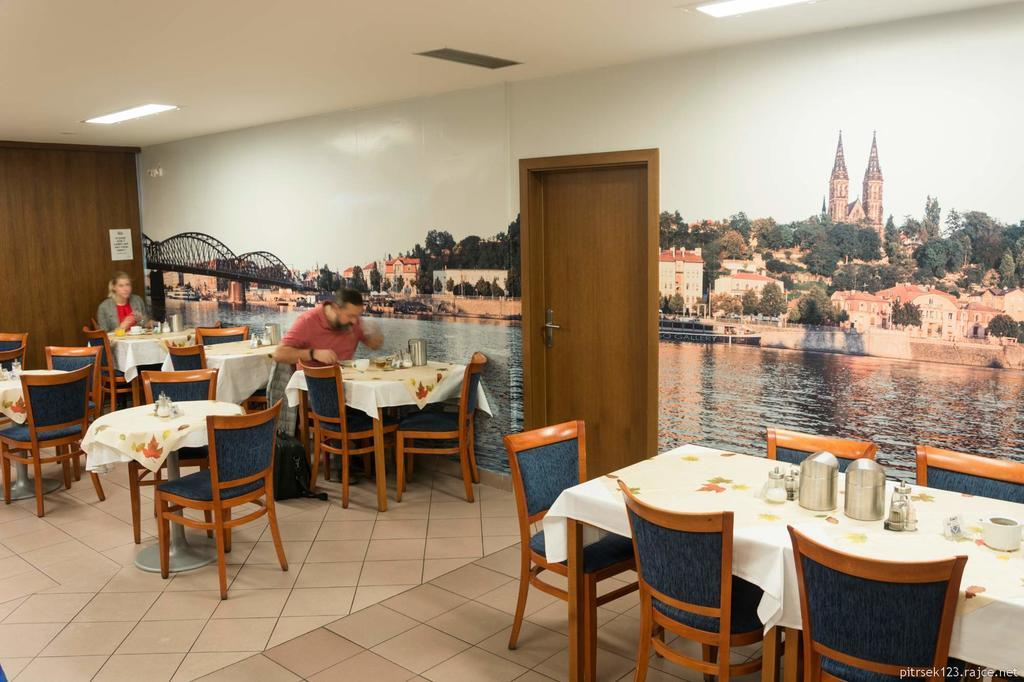 Hotel Inos, best budget hostel in prague