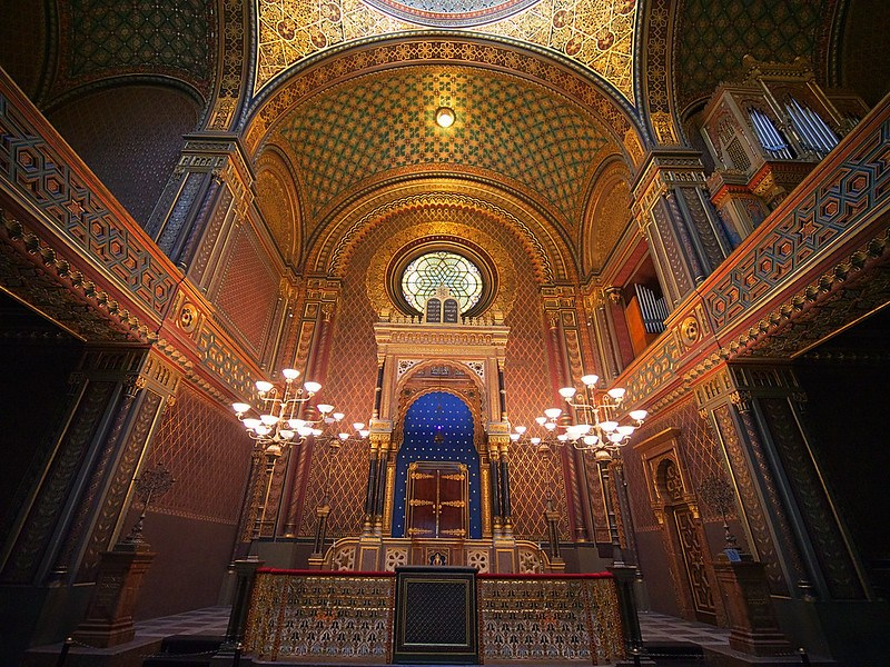 See the Spanish Synagogue