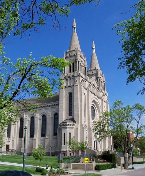 Wonder at Sioux Falls' Mighty Cathedral