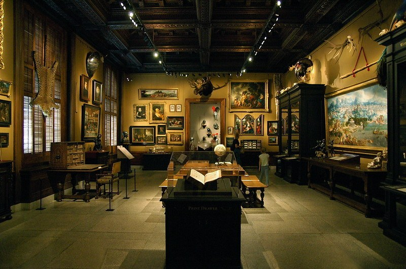 Visit the Walters Art Museum