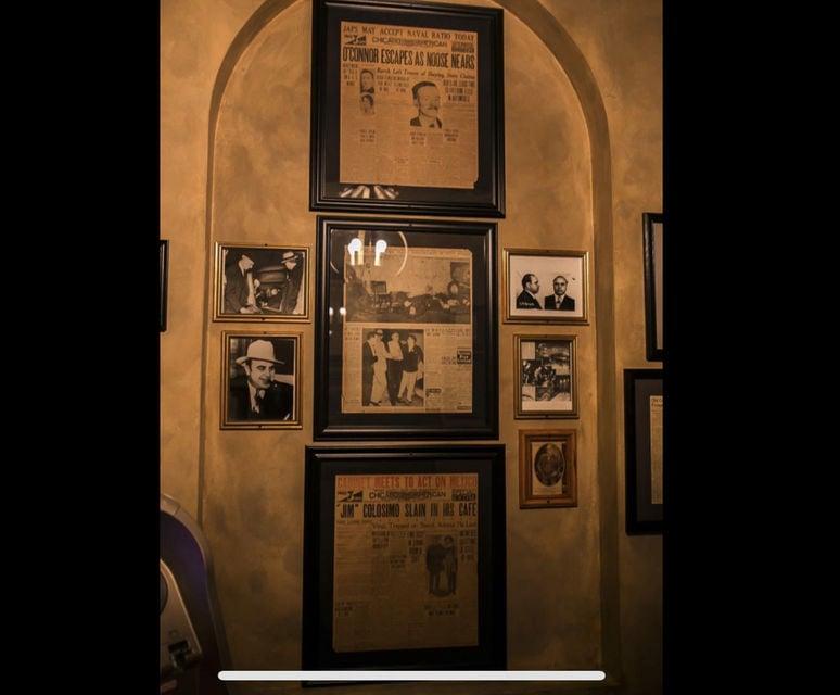 Al Capone Gangster Tour