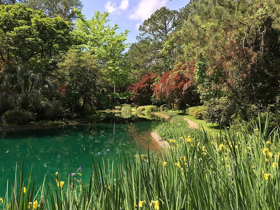 Alfred B Maclay Gardens State Park