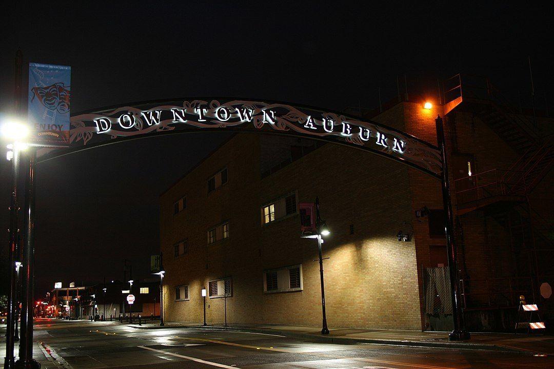 Auburn Downtown
