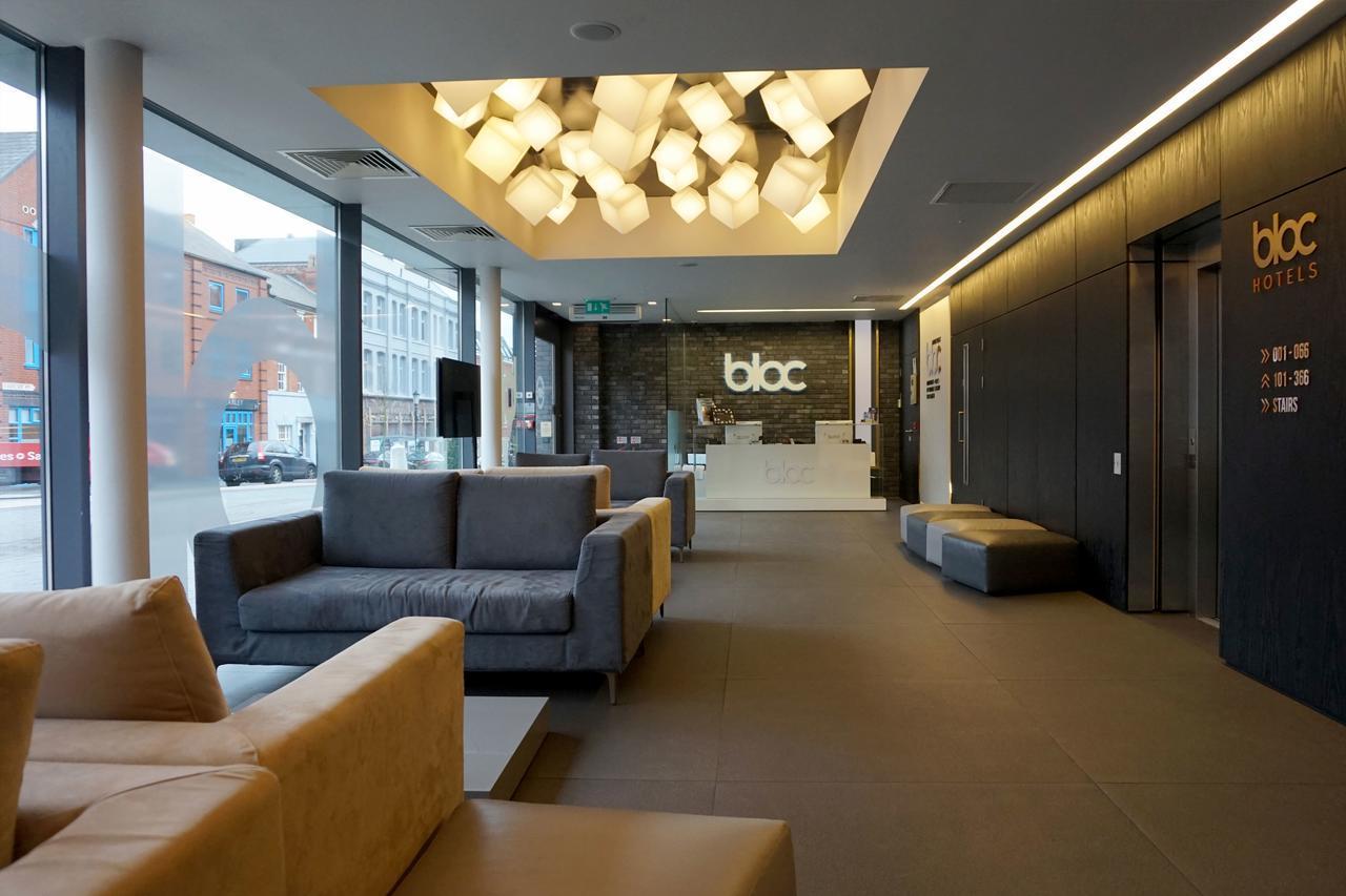 BLOC Hotel Birmingham best hostels in Birmingham