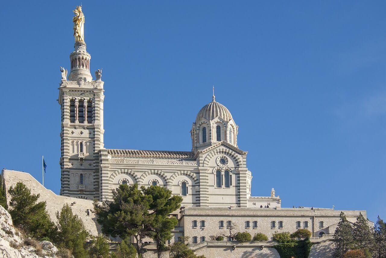 Basilique NotreDame de la Garde