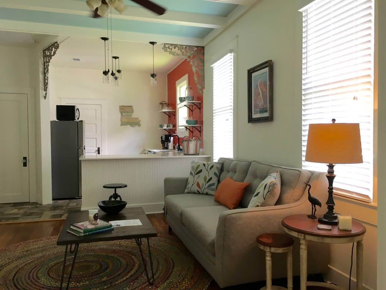 Historic Downtown Retreat Airbnb, Baton Rogue