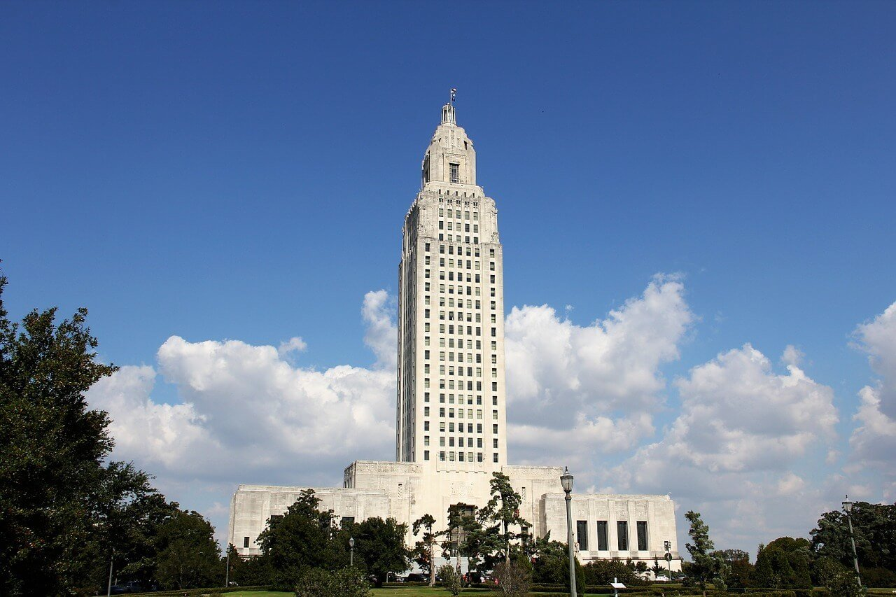 State Capitol, Baton Rouge