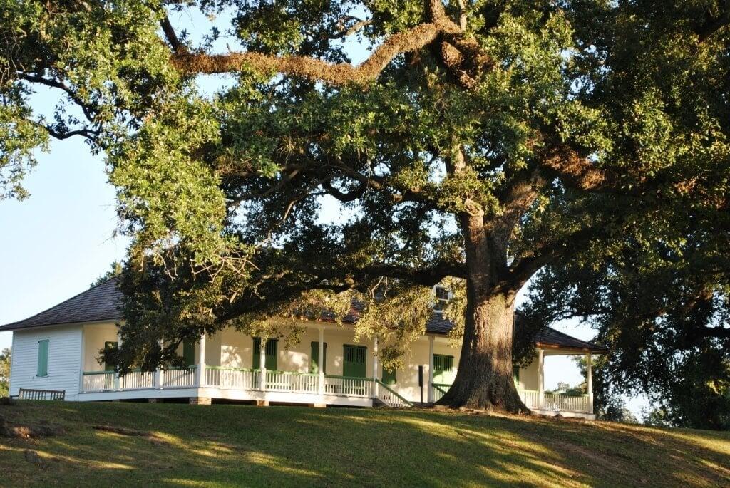 Magnolia Mound Historic Home, Baton Rouge