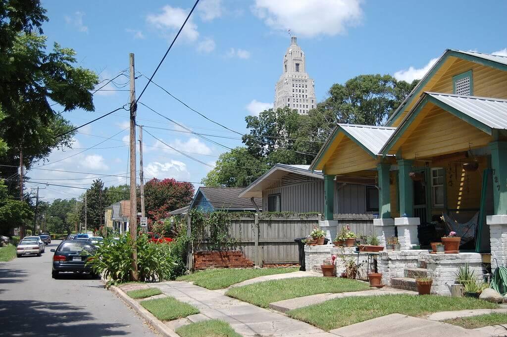 Spanish Town, Baton Rouge