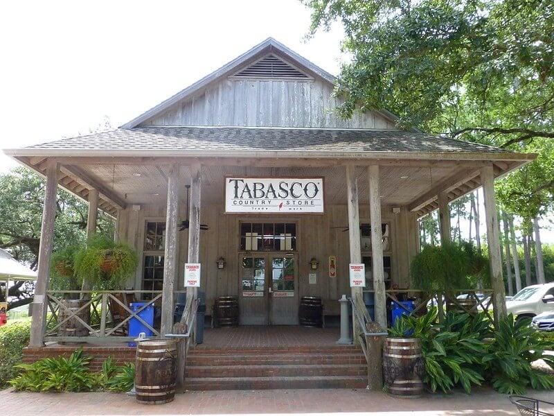 Tabasco Sauce Factory, Louisiana