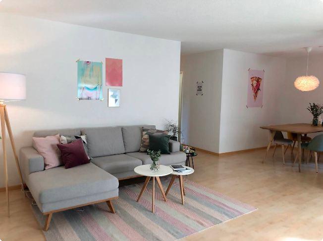 Beautiful apartment off Langstrasse Zurich
