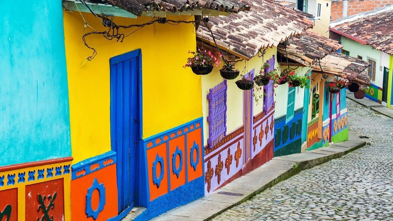 Bogota Itinerary 1