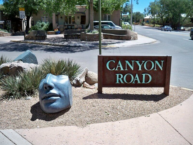 Canyon Road 2