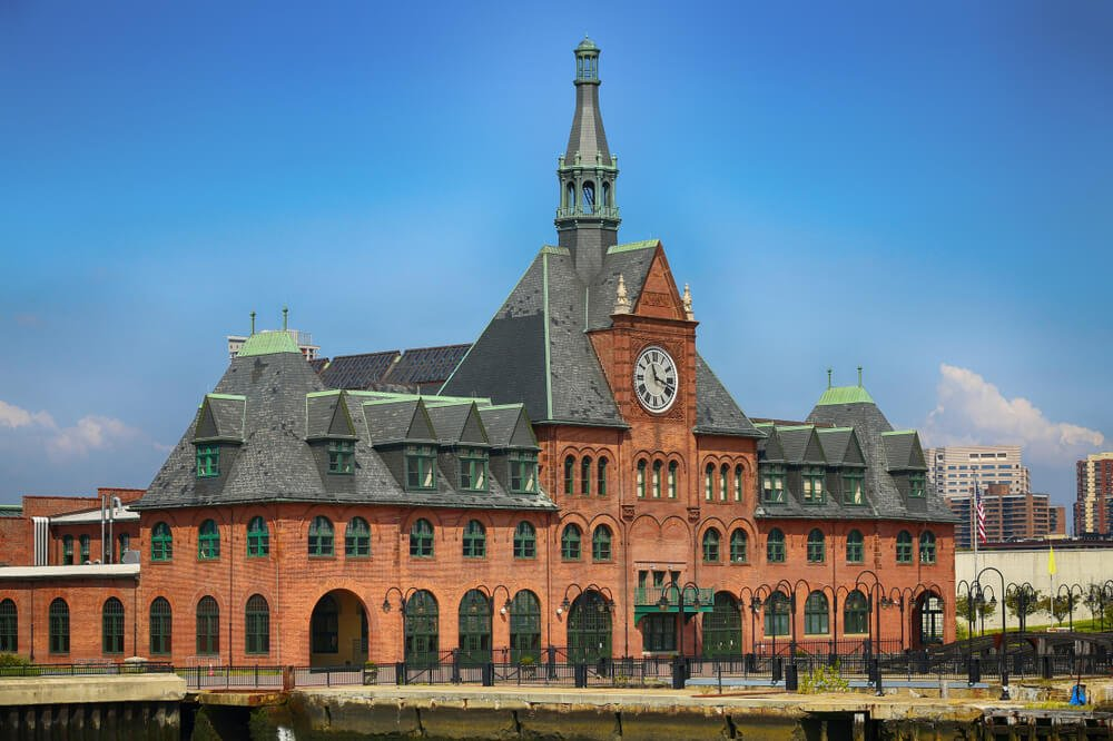 Central Railroad of New Jersey Terminal 2