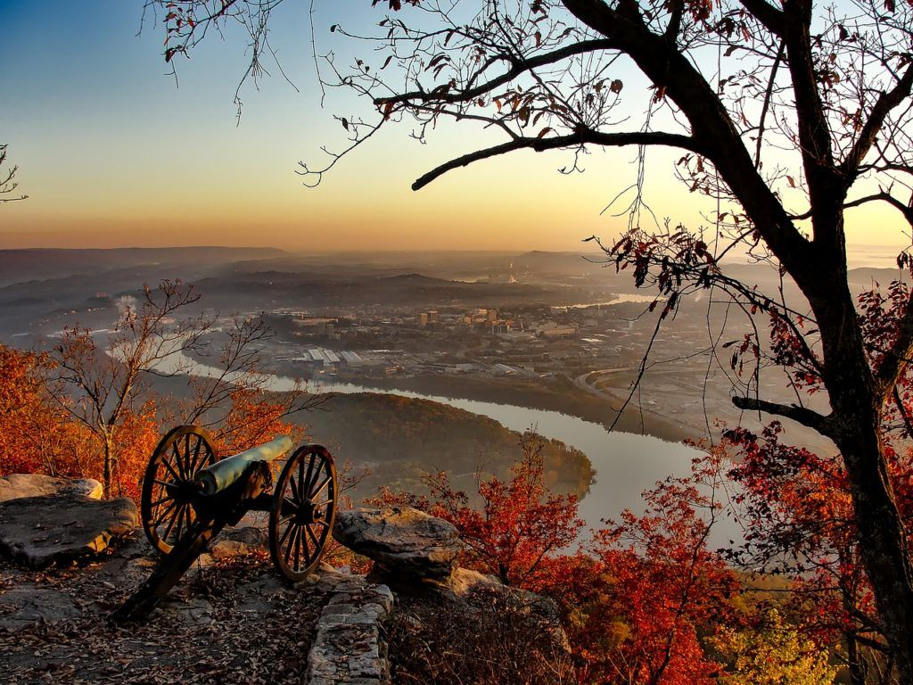 Where to Stay in Chattanooga