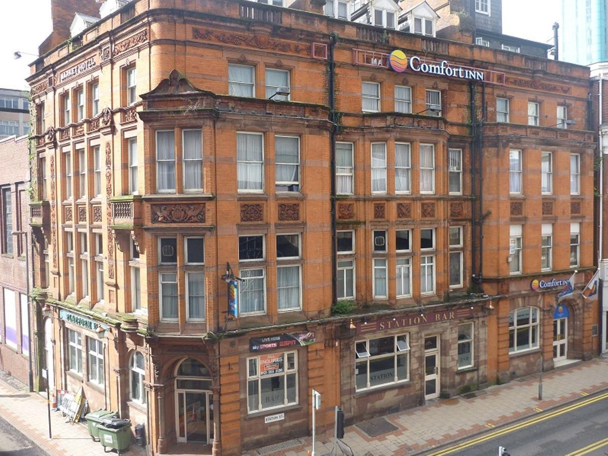 Comfort Inn Birmingham best hostels in Birmingham