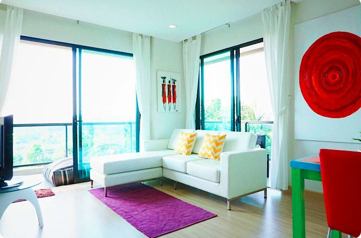 Comfortable Apt in Quiet Area Phuket