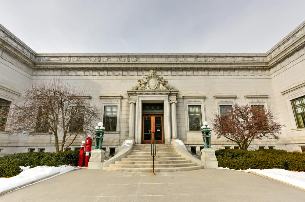 New Hampshire Historical Society Museum